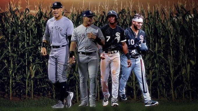 Iowa Games 2020.White Sox Yankees Announce 2020 Field Of Dreams Game In